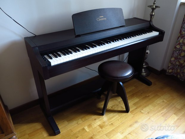 Pianoforte digitale Yamaha Clavinova CLP-810S
