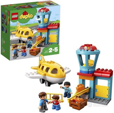 Lego Duplo aereoporto