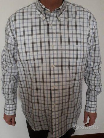 Camicia uomo usata Luca d'Altieri tg 43/44