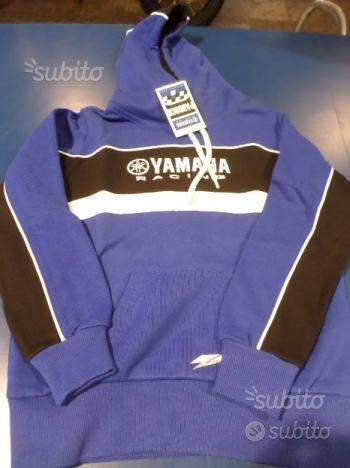 Felpa Yamaha paddock