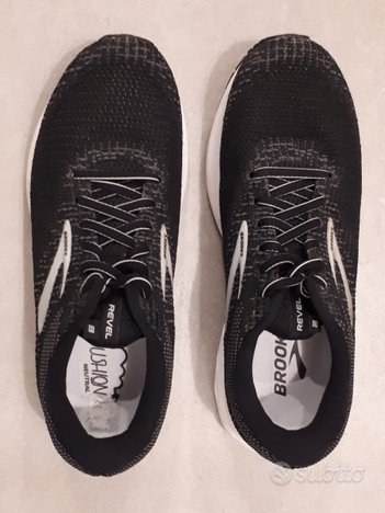 Brooks Revel 3 42 uomo scarpe running