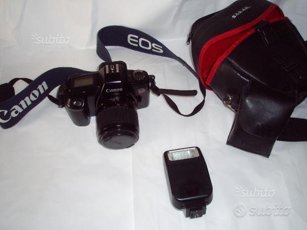 Canon EOS Rebel ANALOGICA REFLEX Zoom EF 35-80mm