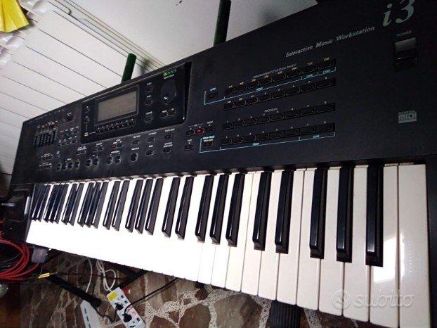 Tastiera musicale Korg i3