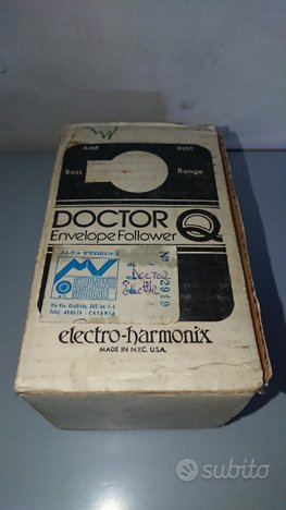 Pedale Electro-Harmonix Doctor Q Envelope Follower