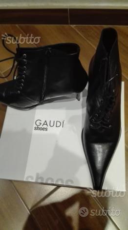 Scarpa stivaletto donna Gaudì