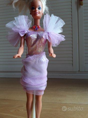 Abito barbie garden party