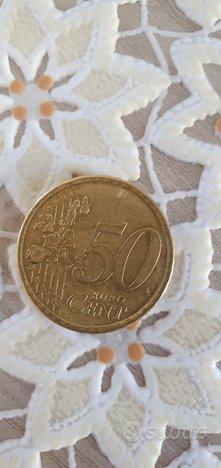 50 centesimi spagnoli 1^ serie