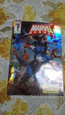 Calendario Marvel Heroes Special Edition 2009