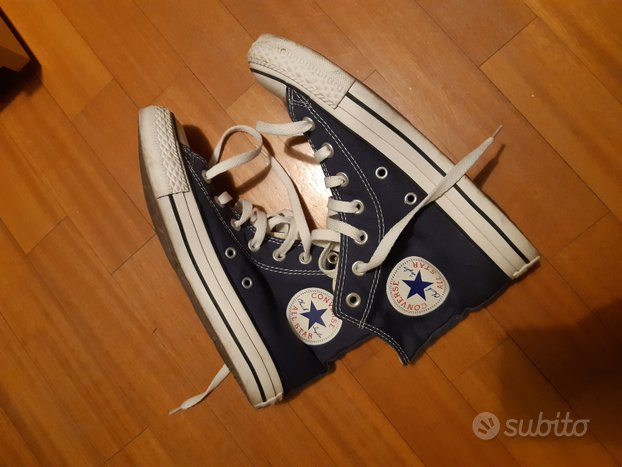 All star blu originali