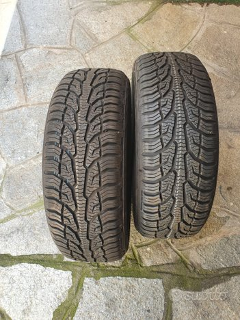 2 Gomme 185/55/15 82H Uniroyal 4Stagioni
