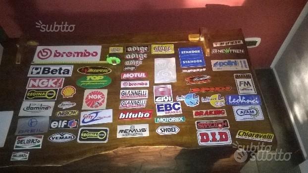 Adesivi vari Racing