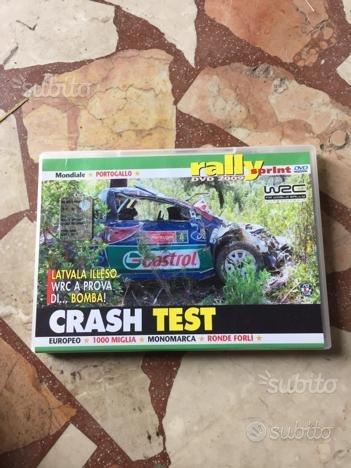 DVD rally crash wrc mondiale Portogallo 2009