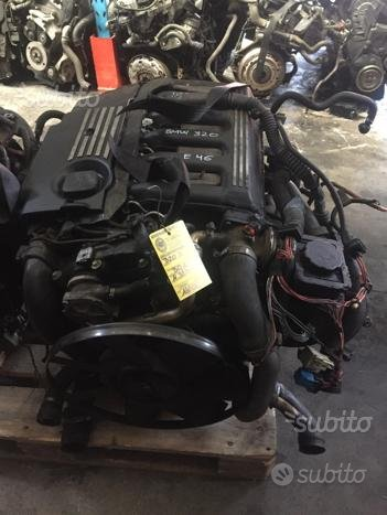 Motore bmw 306d1