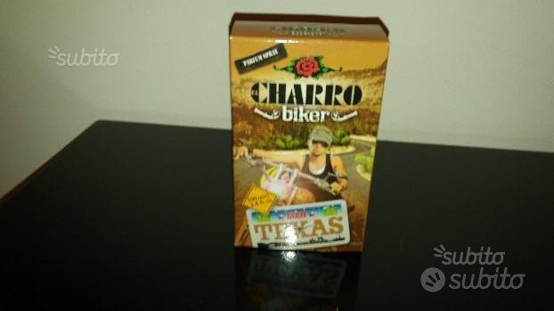 Profumo Originale CHARRO BIKER TEXAS