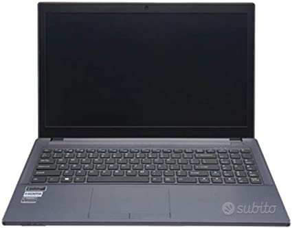 Notebook I7-6700 16GB 250SSD HD 500GB NUOVO