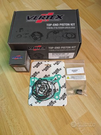 Kit pistone sx 85 vertex