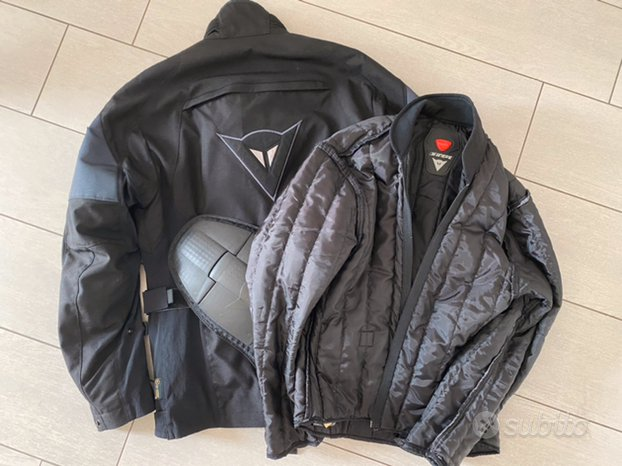 Giacca moto Dainese D-DRY tg 48| tutte le stagioni
