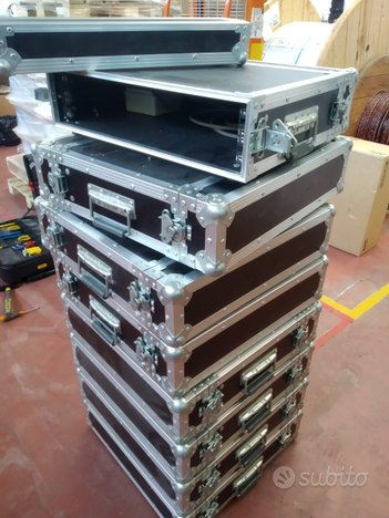 Flight Case 2U PROXEL