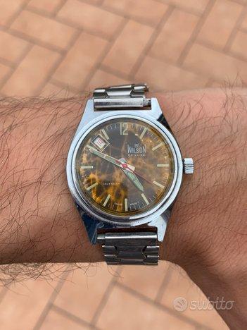 Orologio skindiver vintage anni 70-80