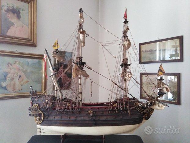 Modello nave