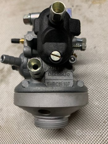 Carburatore VESPA SHBC 19-19