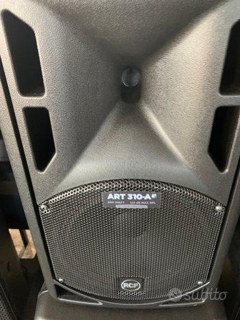 RCF Cassa amplificata Nuova ART 310 A
