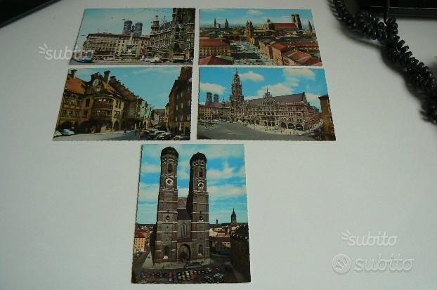 Cartoline MONACO DI BAVIERA - Germania