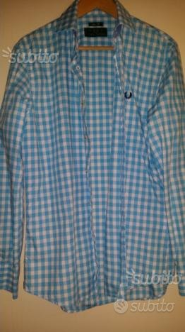 Camicia Fred Perry Slim fit Tg. M