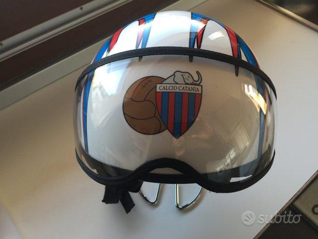 Casco calcio Catania XS