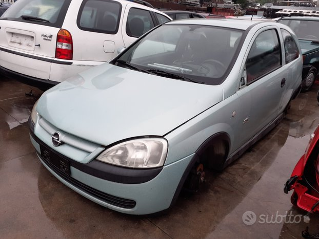 Opel corsa C 1.2 16v