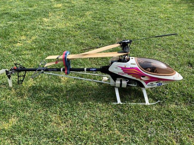 Elicottero RAPTOR 50 completo