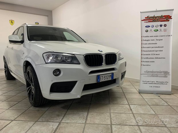 BMW X3 2.0d (184) XDrive MSport 2014