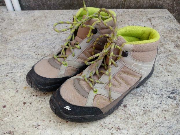 Scarpe montagna trekking decathlon