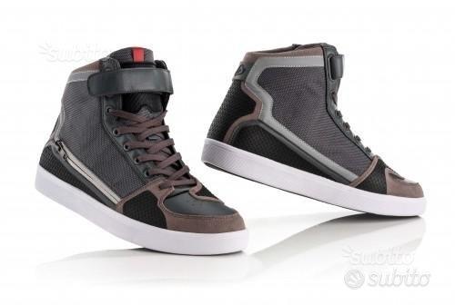 Scarpa stivale sneakers grigio acerbis DA SCONTARE