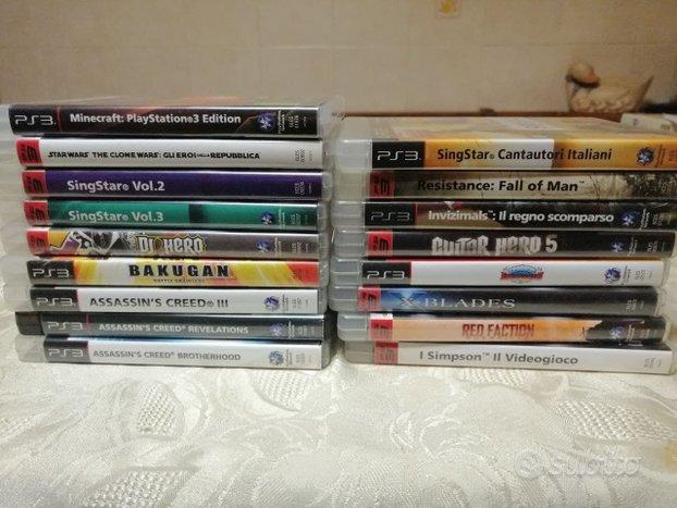 Giochi PlayStation 3 PS3 ligiochibri