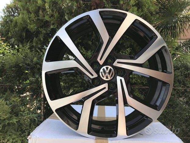 CERCHI VW mod. BRESCIA 17 18 19 MADE IN GERMANY