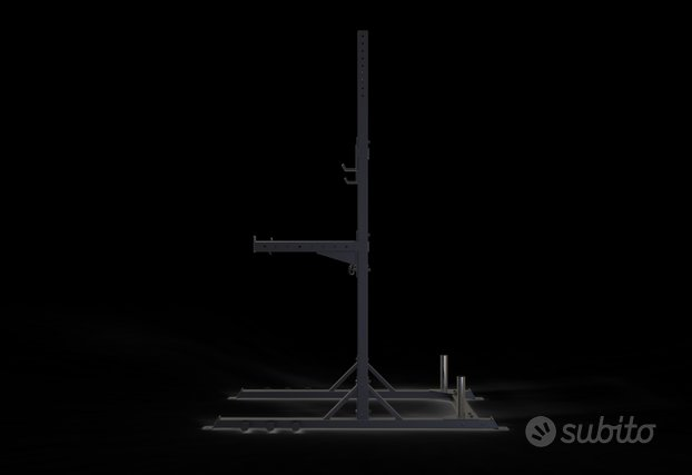 Stand Squat WLX-3200 Toorx