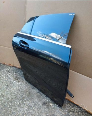 Mercedes cla sw porta sportello portiera post dx