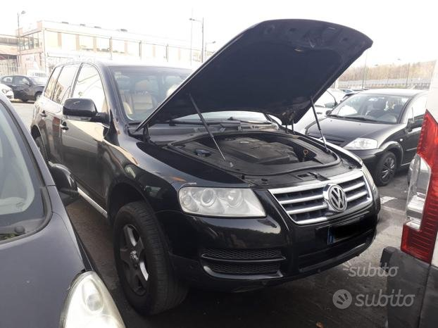 Volkswagen Tuareg x ricambi