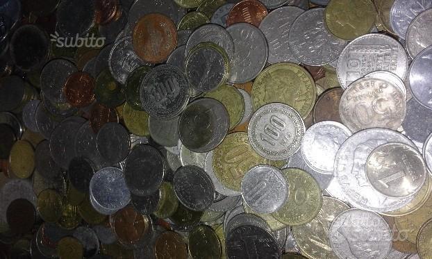 Monete e banconote mi interessano tutte