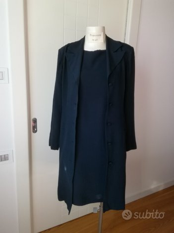 Tailleur SEM - tubino e giacca lunga