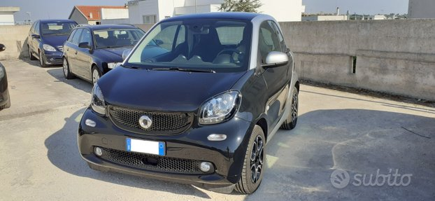 SMART fortwo 1.0 Passion Twinmatic my18