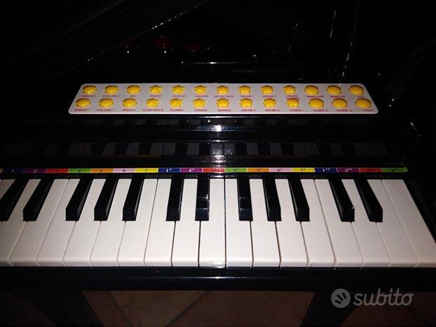 Pianoforte s coda Bontempi