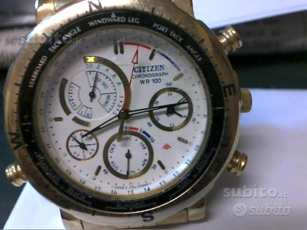Citizen cronografo W R 100
