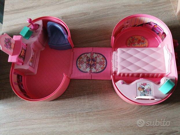 """Valigetta"""" Pop up house"""" di Barbie, Mattel"""