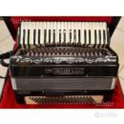 Fisarmonica Armando Bugari