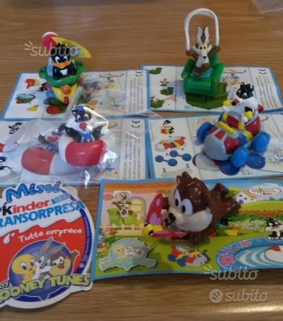 Baby Looney Tunes Kinder anno 2007