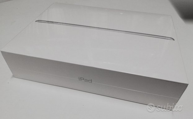 IPad 10.2 Wi-Fi Cellular 128GB Silver