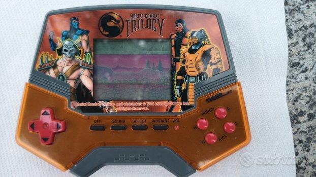 Video game Mortal Kombat Trilogy