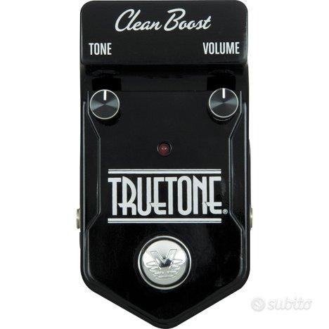 Pedale chitarra Visual Sound - V2 TrueTone Clean